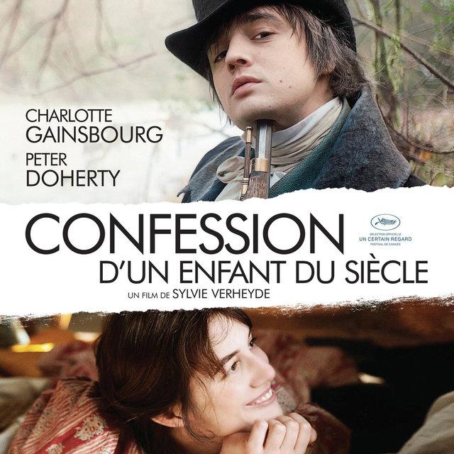 Confession d'un enfant du siècle (Bande originale du film)