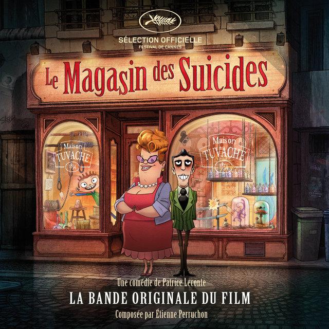 Le magasin des suicides (Original Motion Picture Soundtrack)