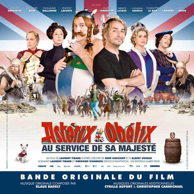 Astérix et Obélix: Au service de sa majesté (Bande originale du film)