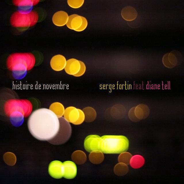 Couverture de Histoire de novembre (feat. Diane Tell) - Single
