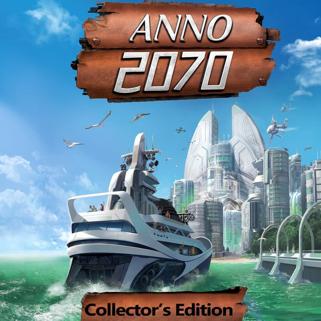 Anno 2070 (Original Game Soundtrack) [Collector's Edition]
