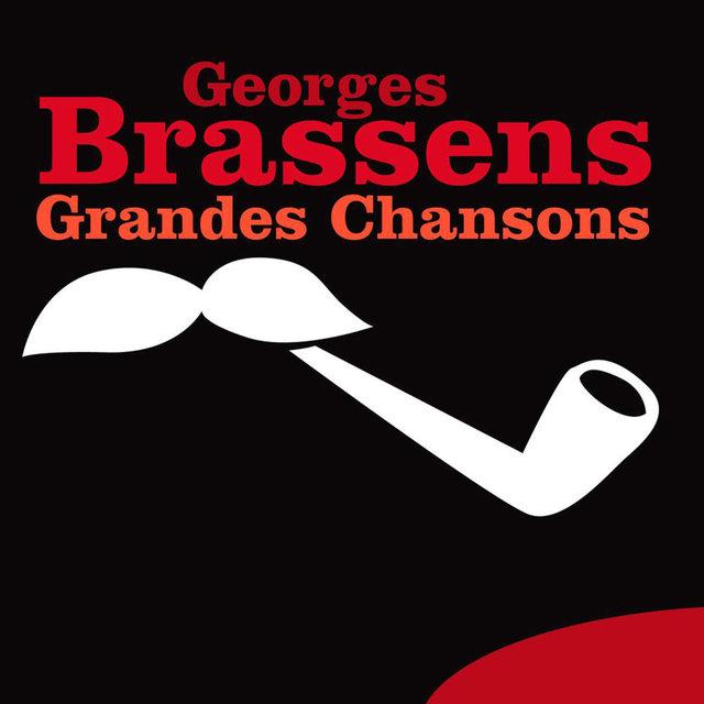 Couverture de Georges Brassens: Grandes chansons
