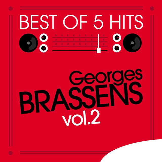 Couverture de Best of 5 Hits, Vol. 2 - EP