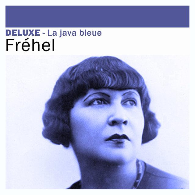 Couverture de Deluxe: La java bleue