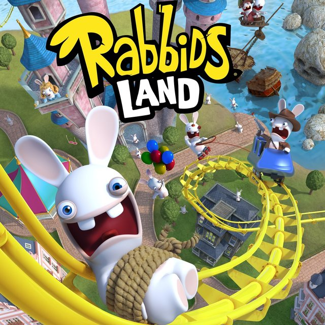 Rabbids Land (Original Game Soundtrack)