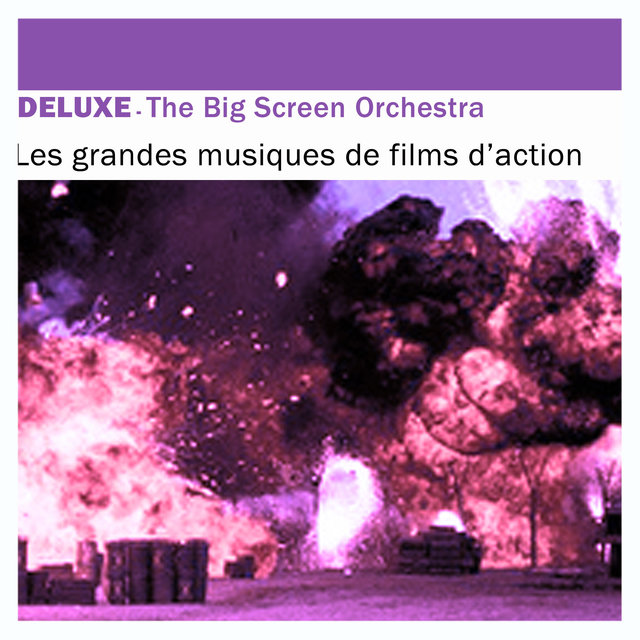 Deluxe: Les grandes musiques de films d'action