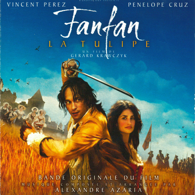 Fanfan la Tulipe (Original Motion Picture Soundtrack)