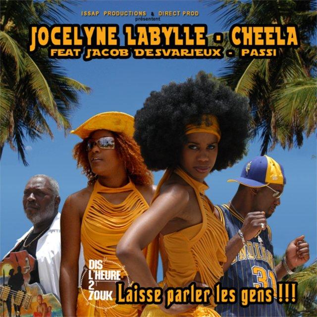 Couverture de Dis l'heure 2 zouk: Laisse parler les gens !!! (feat. Jacob Desvarieux & Passi) - Single