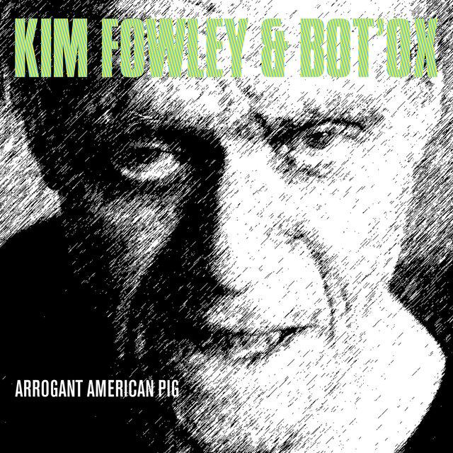 Couverture de Arrogant American Pig - Single