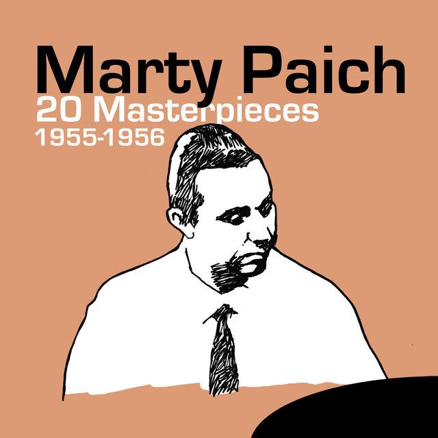 Couverture de Marty Paich: 20 Masterpieces (1955-1956)