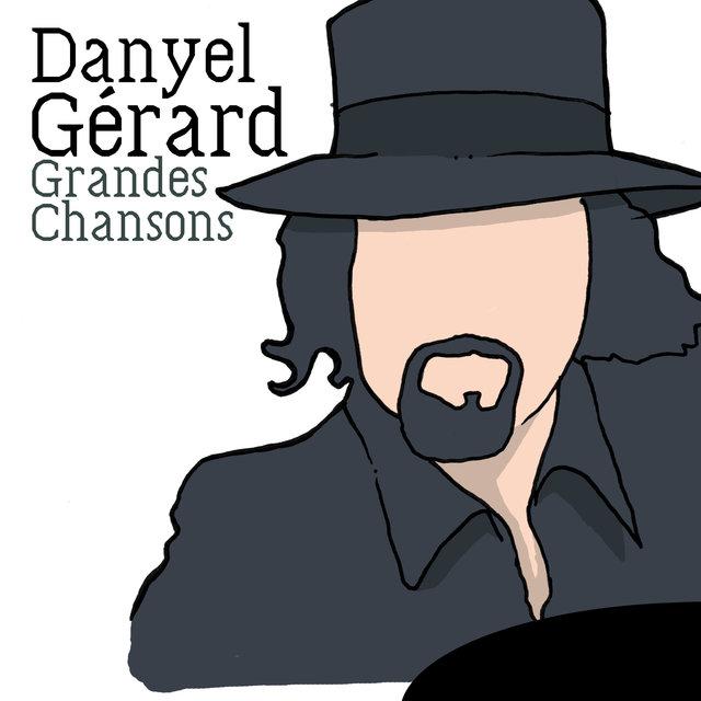Couverture de Grandes chansons: Danyel Gérard