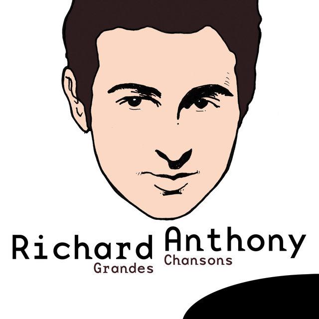 Couverture de Grandes chansons: Richard Anthony