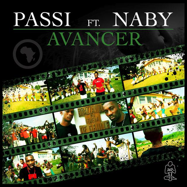 Couverture de Avancer (feat. Naby) - Single