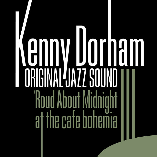 Couverture de Original Jazz Sound: Round About Midnight at the Cafe Bohemia (Live)