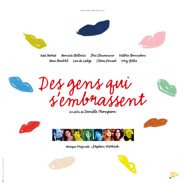 Des gens qui s'embrassent (Original Motion Picture Soundtrack)