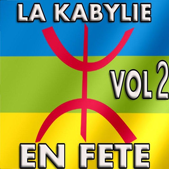 Couverture de La kabylie en fête, Vol. 2