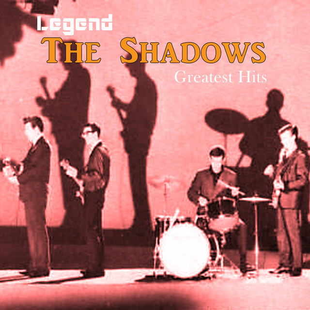 Couverture de Legend: The Shadows - Greatest Hits