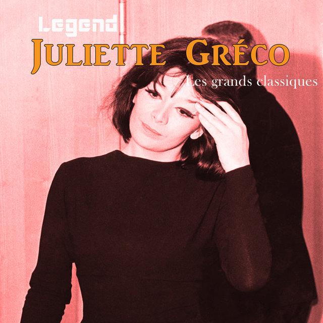 Legend: Juliette Gréco, Les grands classiques