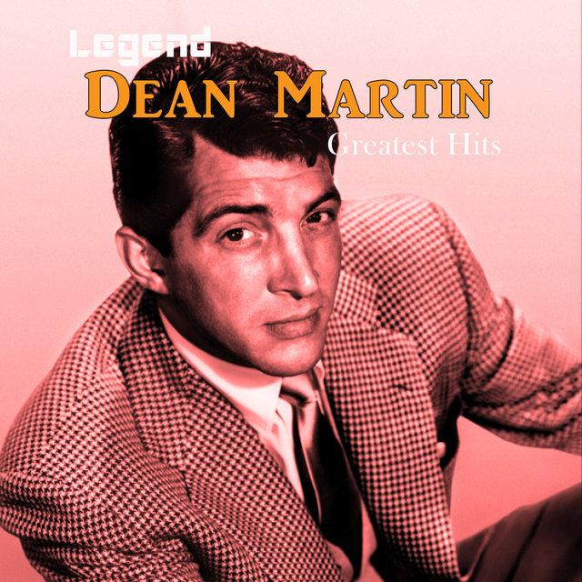 Couverture de Legend: Greatest Hits -Dean Martin