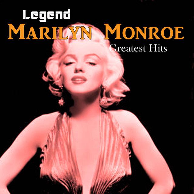 Couverture de Legend: Greatest Hits - Marilyn Monroe
