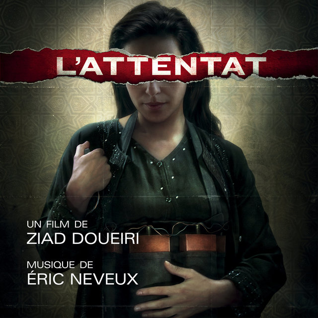 Couverture de L'Attentat (Bande originale du film)