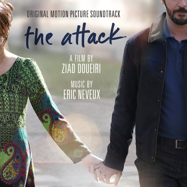 Couverture de The Attack (Original Motion Picture Soundtrack)