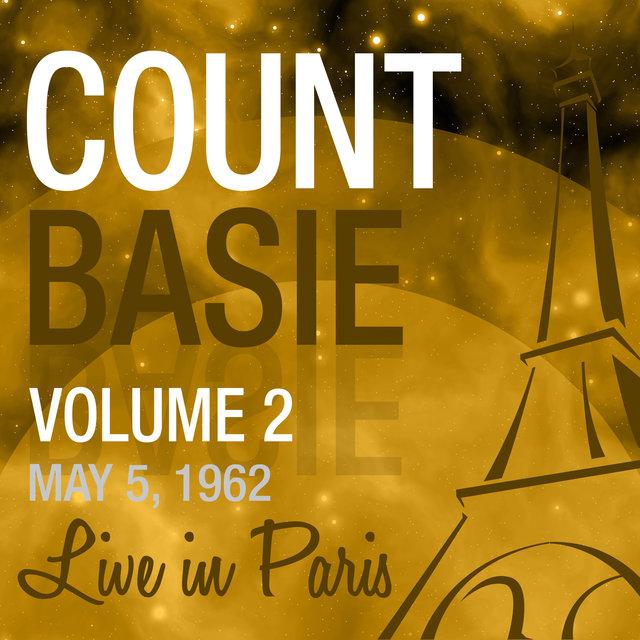 Couverture de Live in Paris, Vol. 2