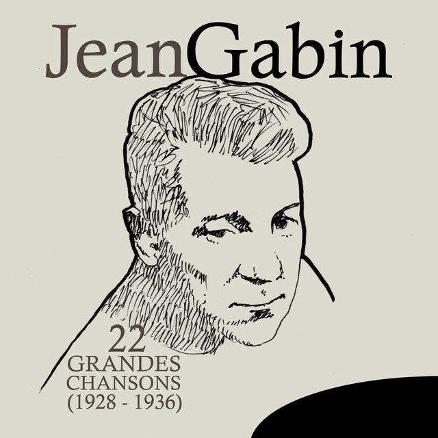 Couverture de 22 grandes chansons (1928-1936)