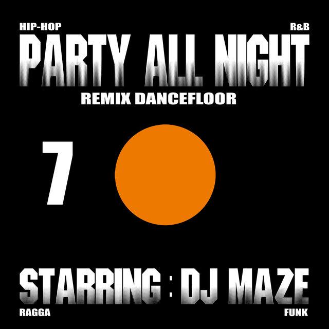 Couverture de Party All Night 7