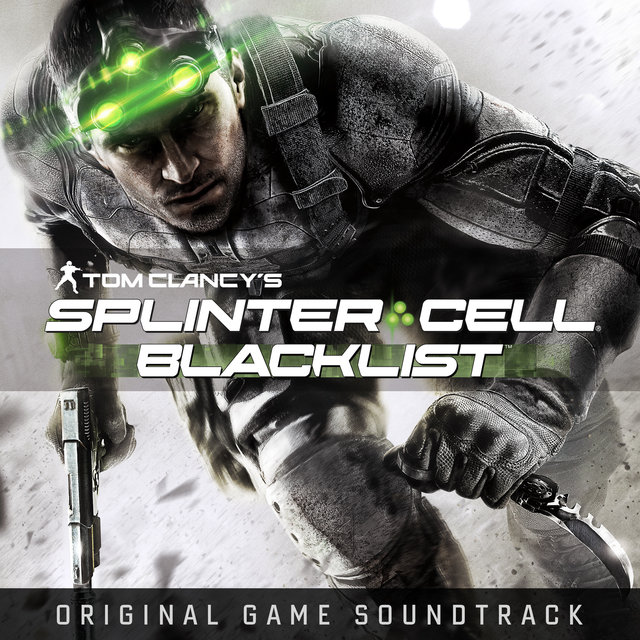 Couverture de Splinter Cell Blacklist (Original Game Soundtrack)