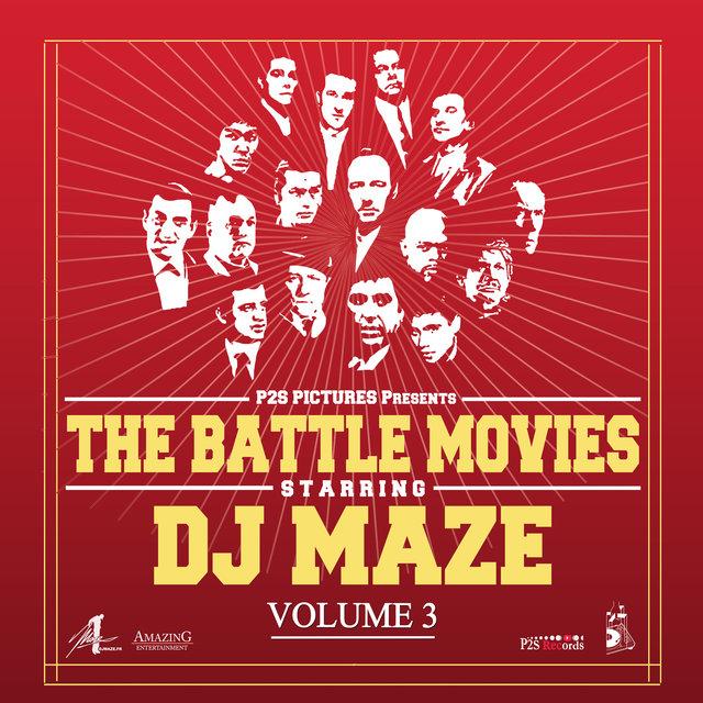 Couverture de The Battle Movies, Vol. 3