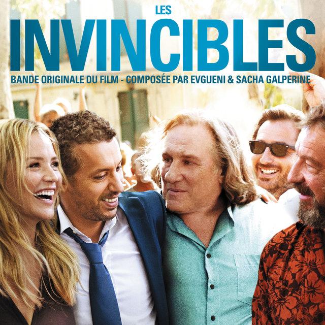 Les invincibles (Bande originale du film)