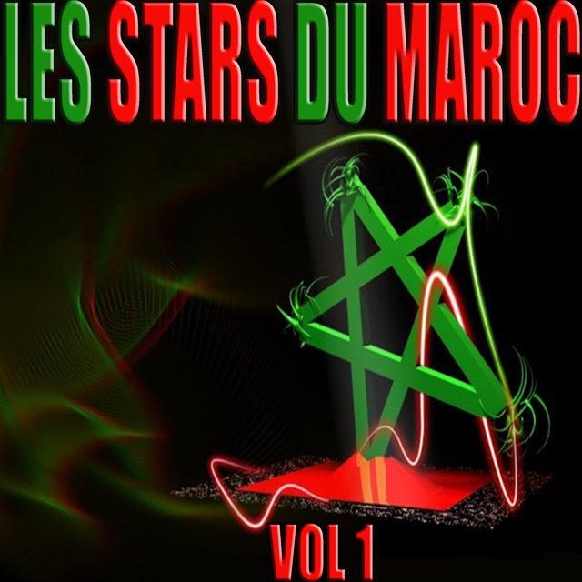 Couverture de Les stars du Maroc, Vol. 1