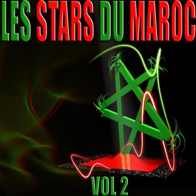 Couverture de Les stars du Maroc, Vol. 2