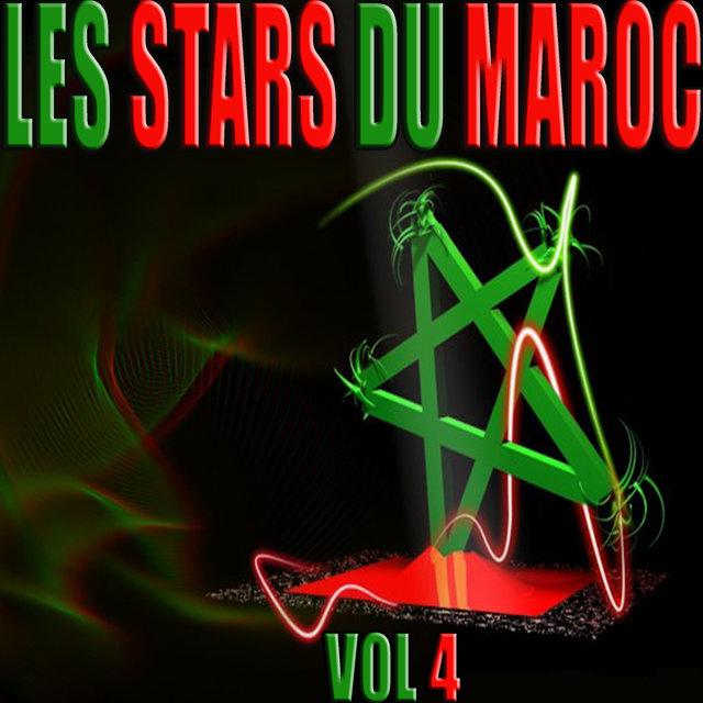 Couverture de Les stars du Maroc, Vol. 4