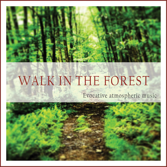 Couverture de Walk in the Forest (Evocative Atmospheric Music)