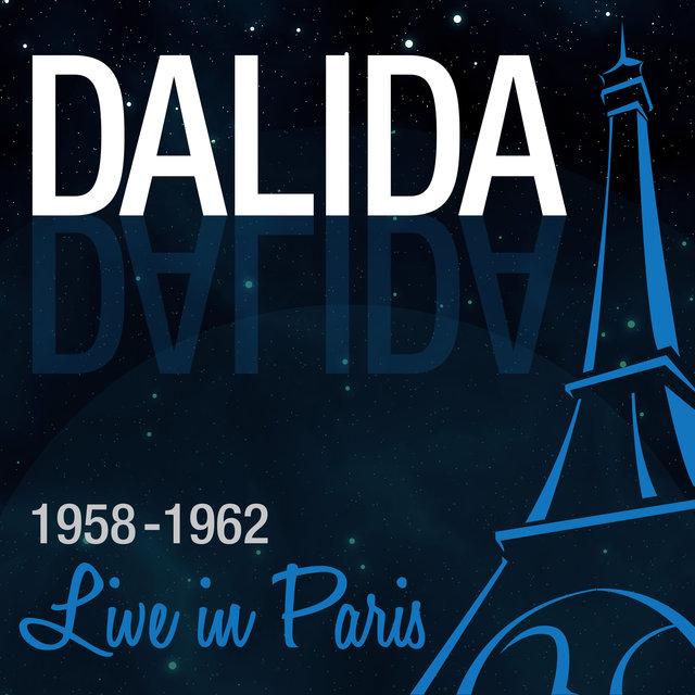 Couverture de Live in Paris