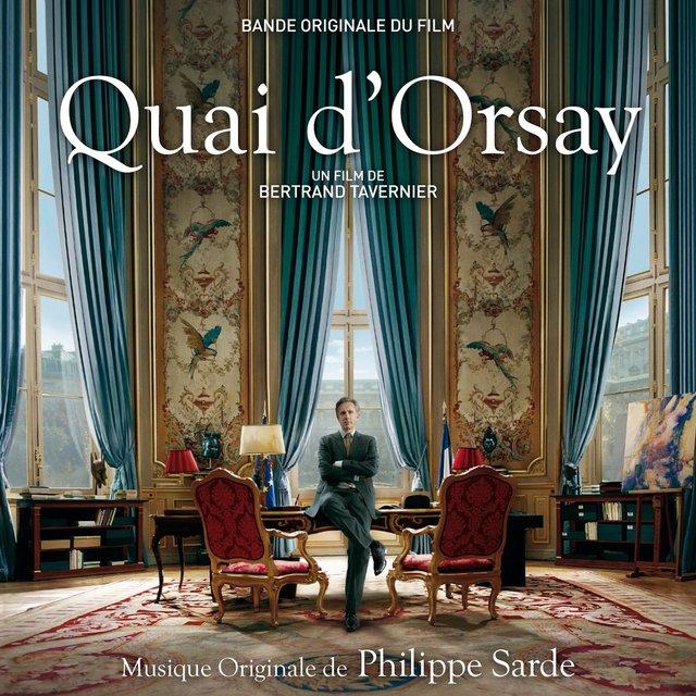 Couverture de Quai d'Orsay (Bande originale du film)