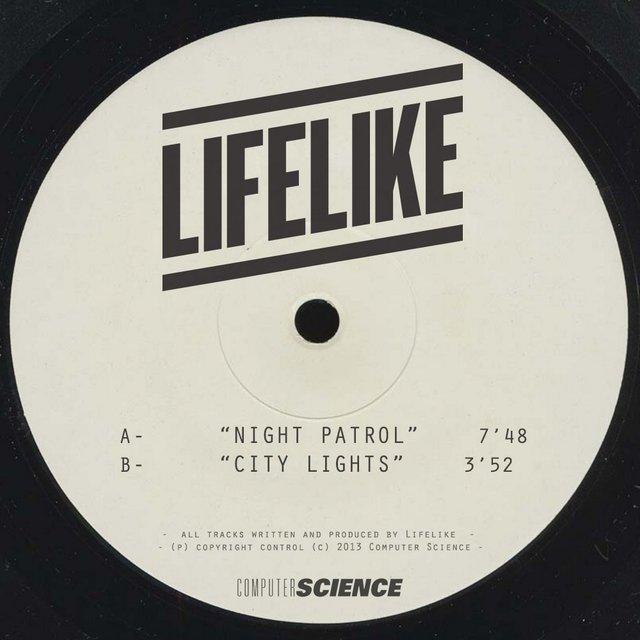 Couverture de Night Patrol - Single