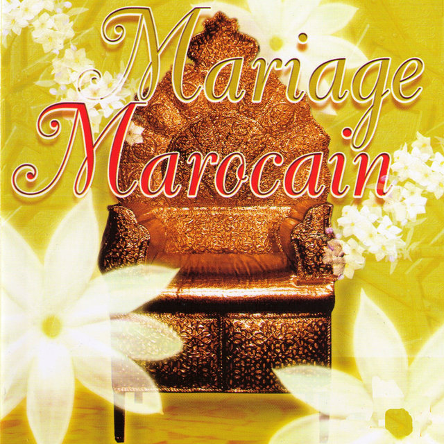 Couverture de Mariage Marocain