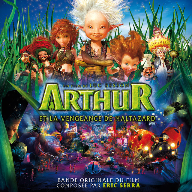 Arthur et la vengeance de Maltazard (Bande originale du film)