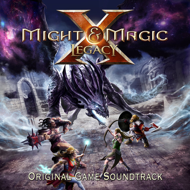 Might & Magic X: Legacy (Original Game Soundtrack)