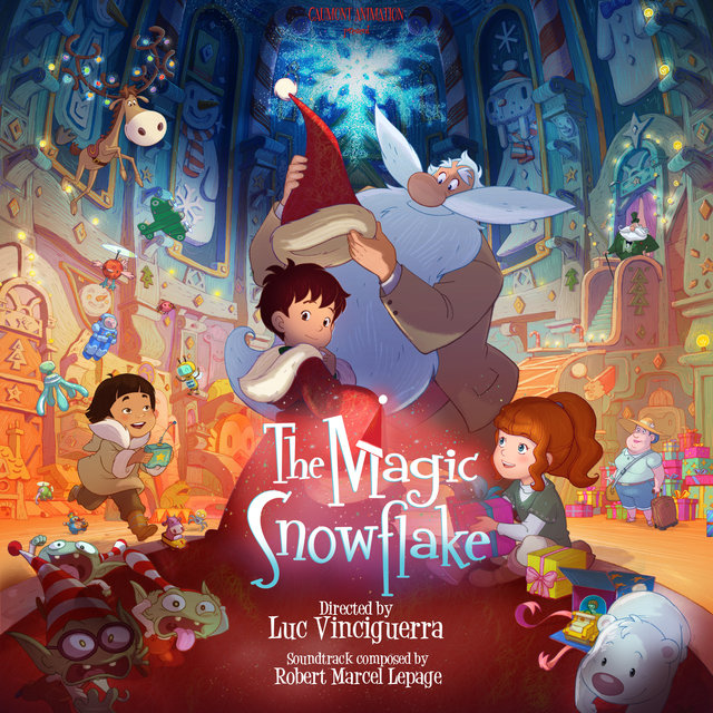 The Magic Snowflake (Original Motion Picture Soundtrack)