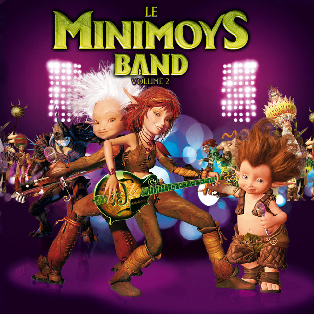 Le Minimoys band, Vol. 2 (Disco)