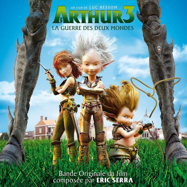 Arthur 3: La guerre des deux mondes (Bande originale du film)