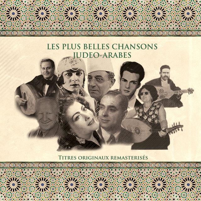 Couverture de Les plus belles chansons judéo-arabes