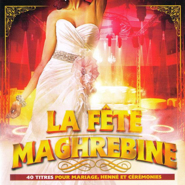 Couverture de La fête maghrebine