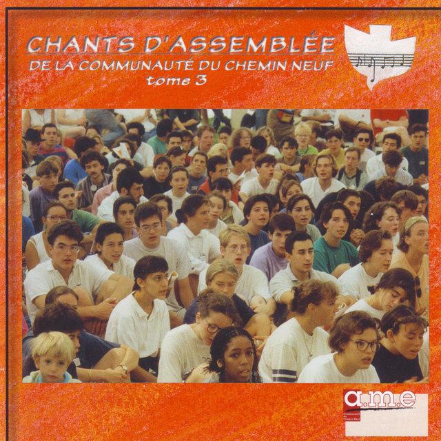 Chants d'assemblée, Vol. 3