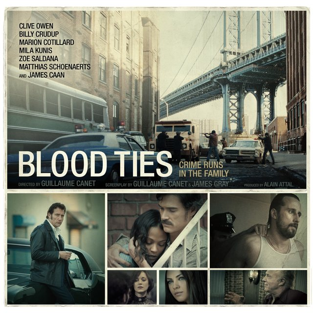 Blood Ties (Original Motion Picture Soundtrack)