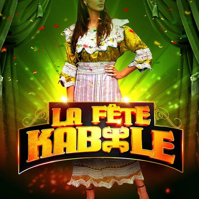 Couverture de La fête kabyle